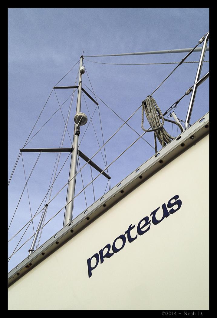 Proteus, the name…