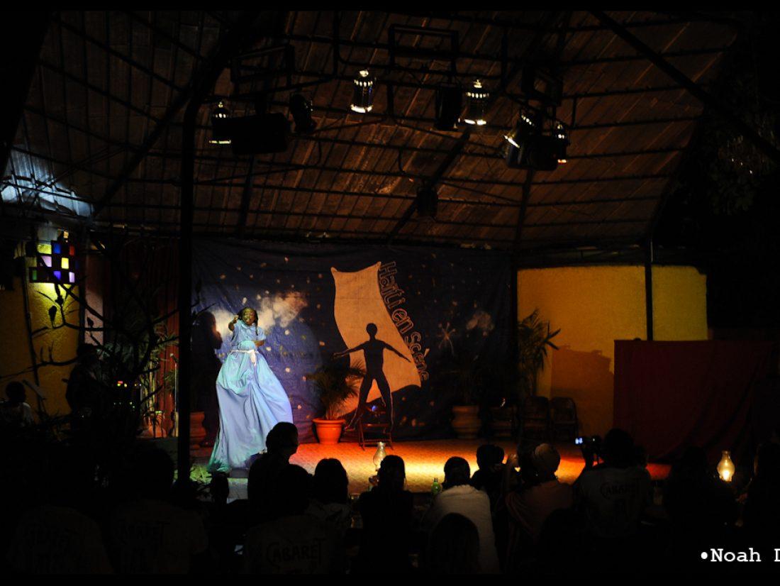 Haitian theater…