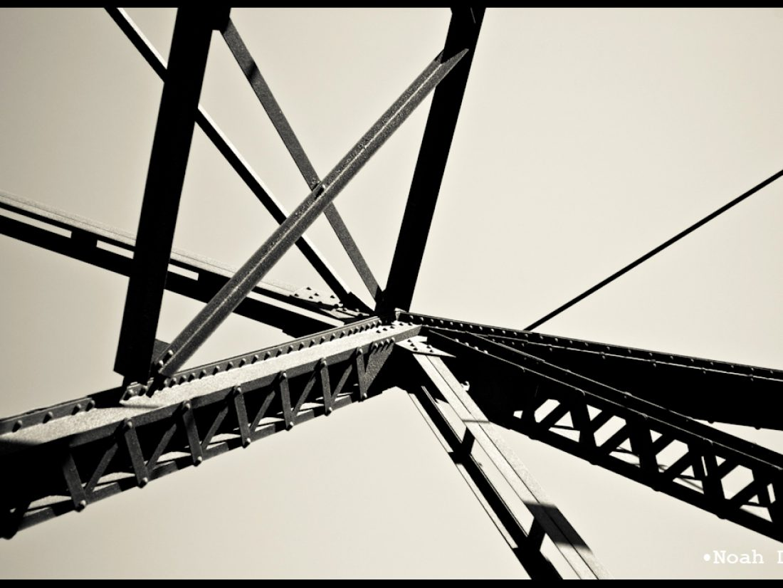 Bridges upon to burn…
