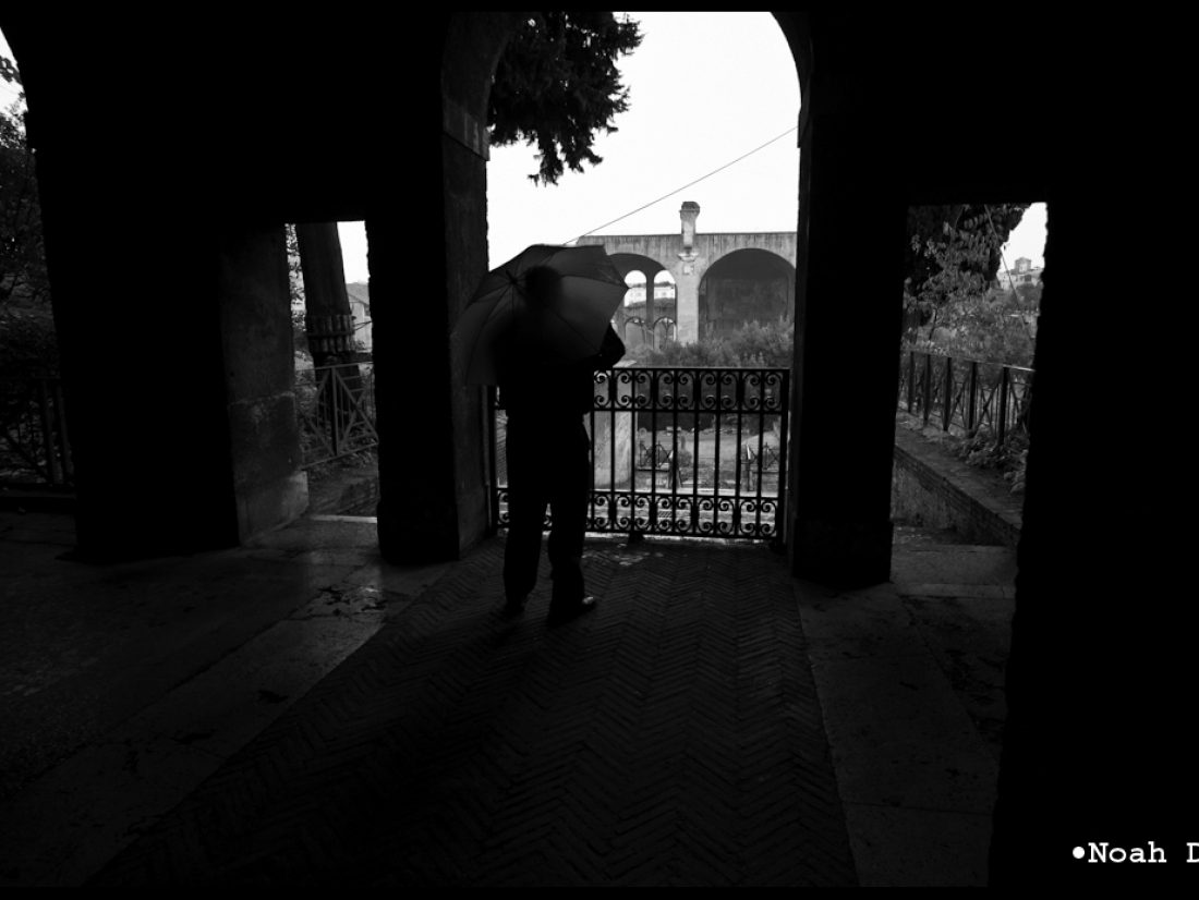 Rome, turned loose Leica…