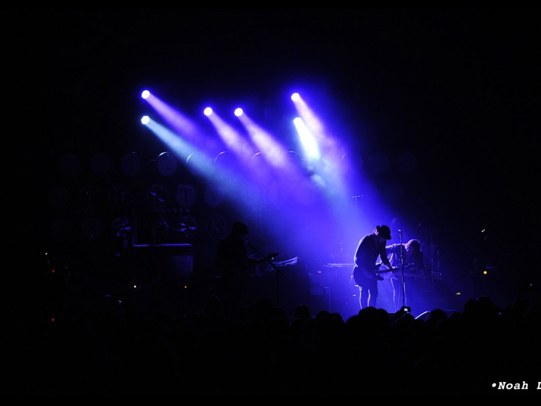 I breathe concerts…