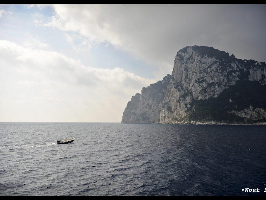 Capri set free…