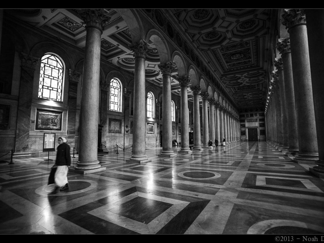 Columns beyond…