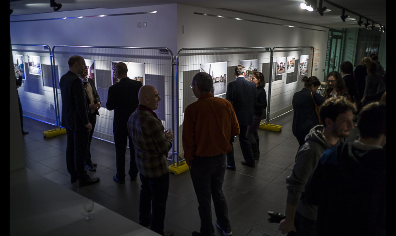 Exhibition at the Europe House…