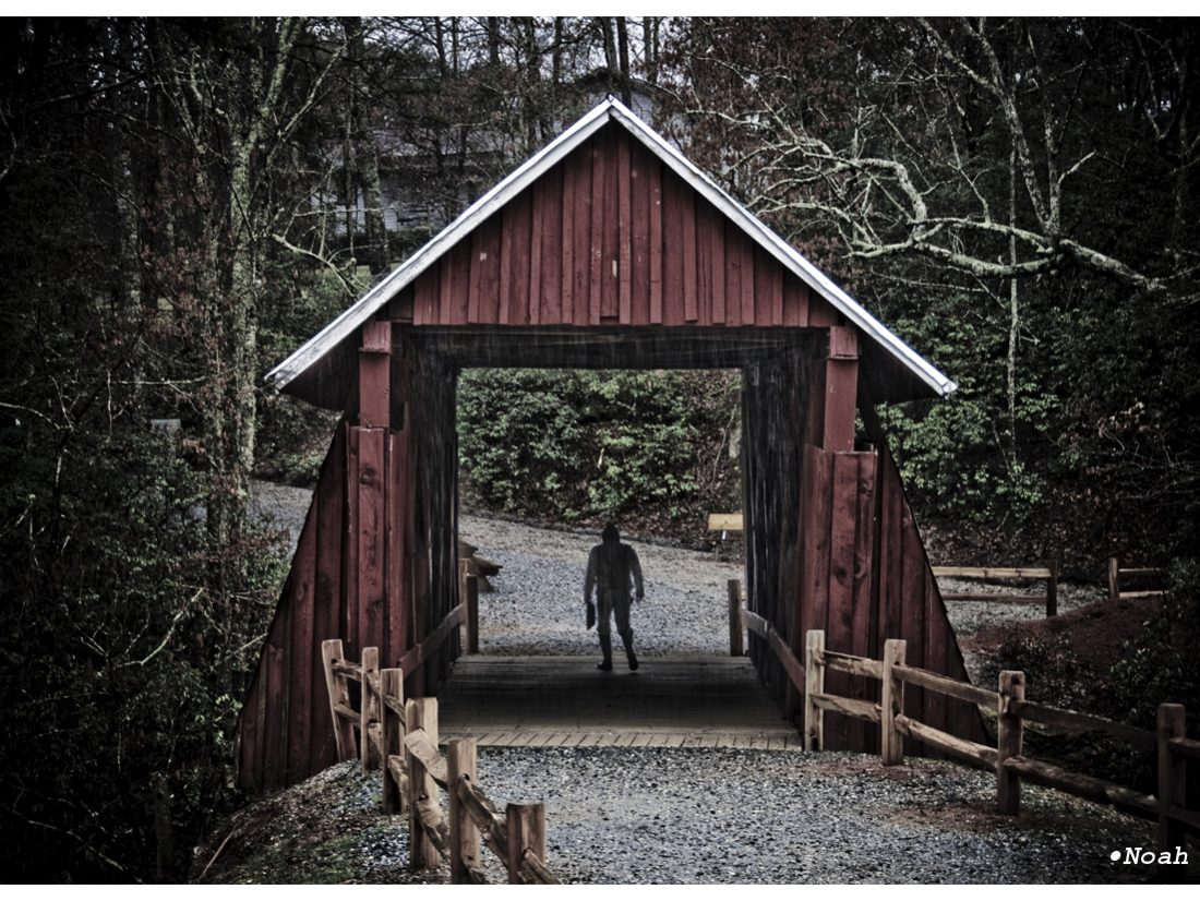 Hunting covered bridges…